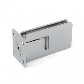 Shower door wall mount hinge SH-6-T1