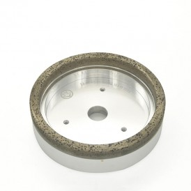 Glass diamond cup wheel for edging machine A